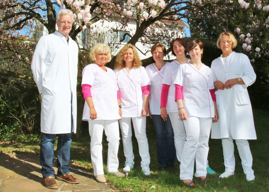 Praxisteam Dr. Kern & Dr. Wappelhorst